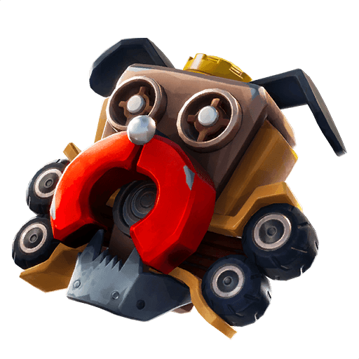 Scrappy Back Bling icon