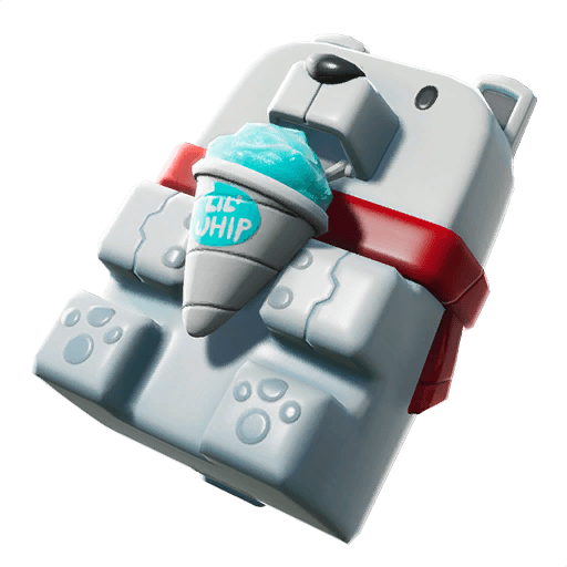 Sno Cone Back Bling icon