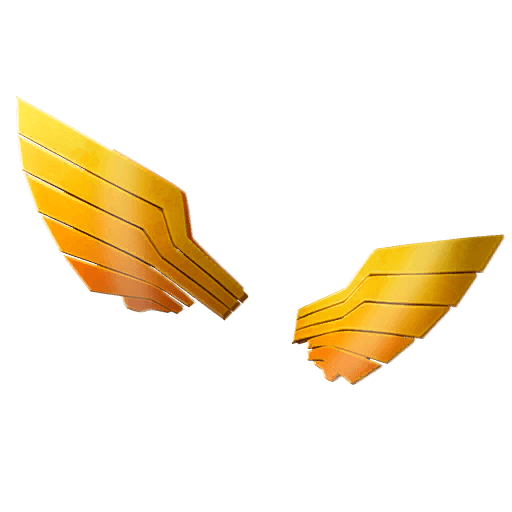 Sun Wings Back Bling icon