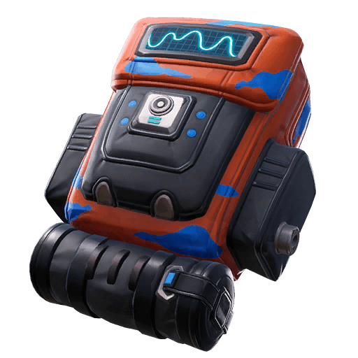 Oscilloscope Back Bling icon