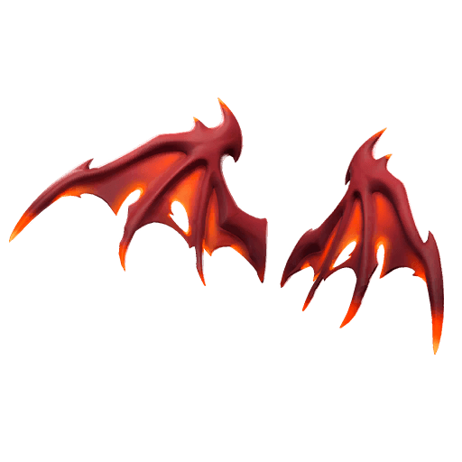 Malice Wings Back Bling icon