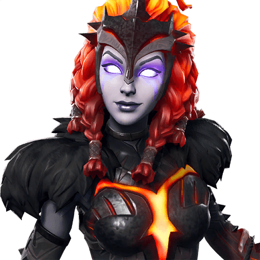 Molten Valkyrie Outfit icon