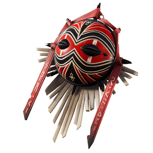 Battle Mask Back Bling icon