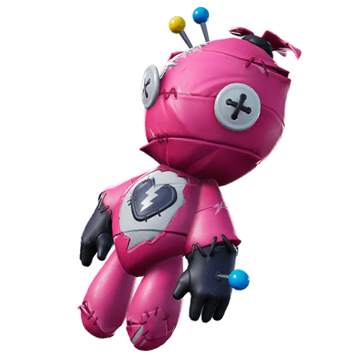 Cuddle Doll Back Bling icon