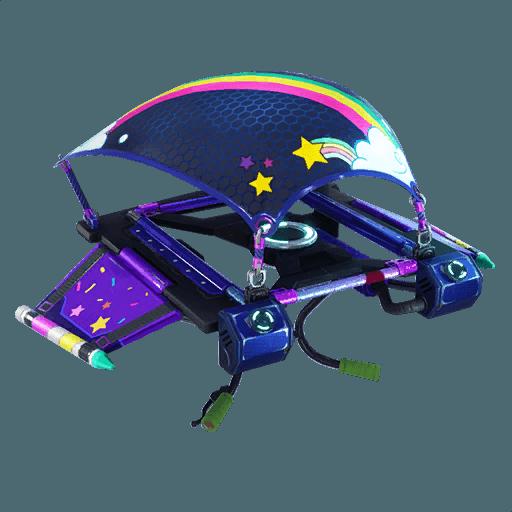 Rainbow Rider Glider icon