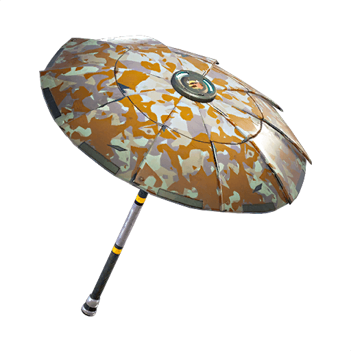 Camo Umbrella Umbrella icon