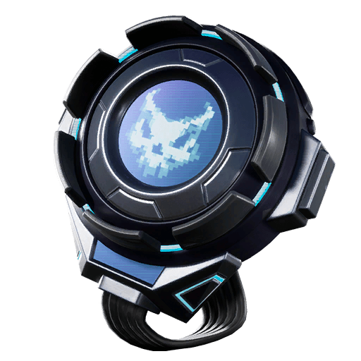 Signal Jammer Back Bling icon