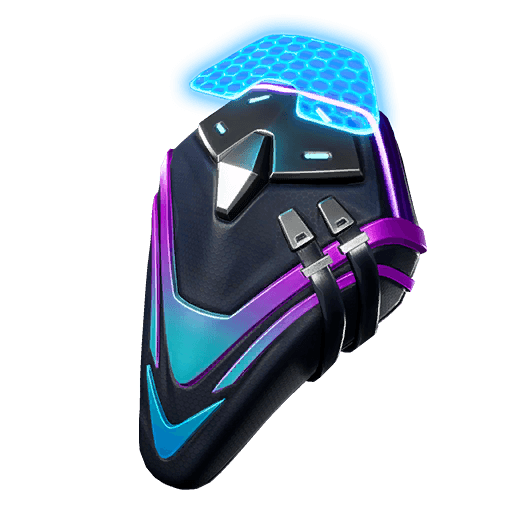 Holo-Pack Back Bling icon