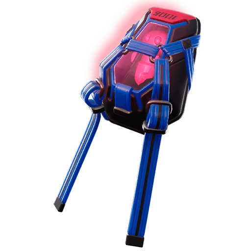 Lumi Core Red Back Bling icon
