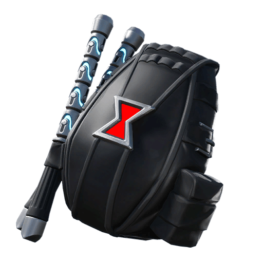 Widow's Pack Back Bling icon