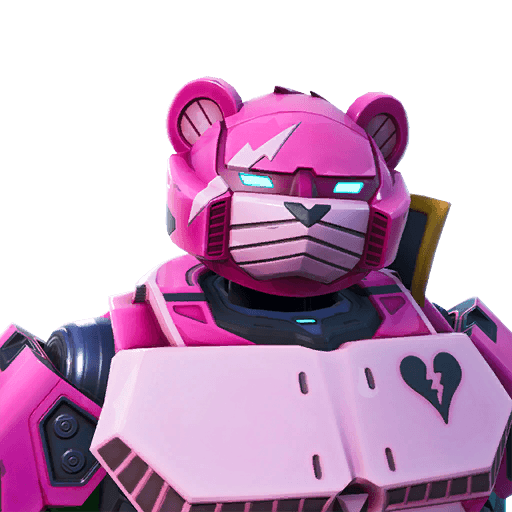 Mecha Team Leader Outfit icon