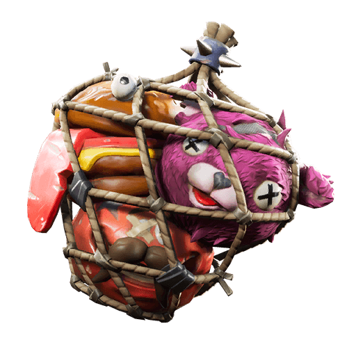 Trophy Sack Back Bling icon