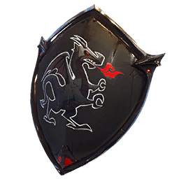 Black Shield Back Bling icon