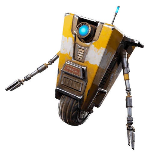 Claptrap Pet icon