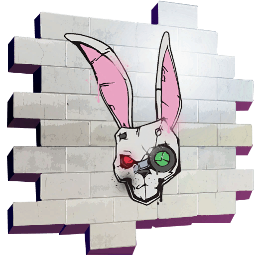 Crunk Bunny Spray icon