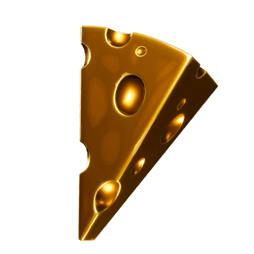 Cheesy Back Bling icon