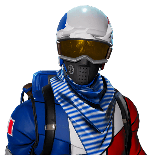 Alpine Ace (FRA) Outfit icon
