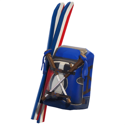 Mogul Ski Bag (FRA) Back Bling icon