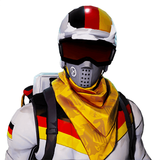 Alpine Ace (GER) Outfit icon