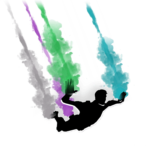 Spray Paint Contrail icon