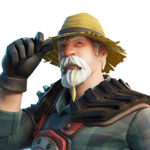 Farmer Steel Outfit icon
