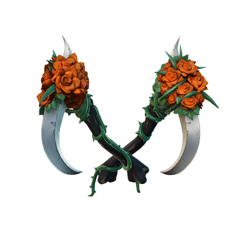 Blooming Doom Pickaxe icon