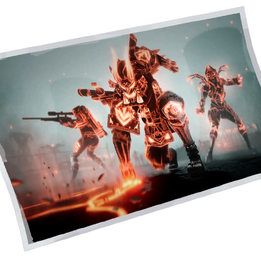 Corrupted Legends Loading Screen icon