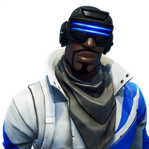 Blue Striker Outfit icon