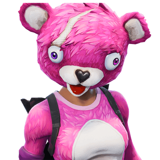 Cuddle Team Leader Outfit icon