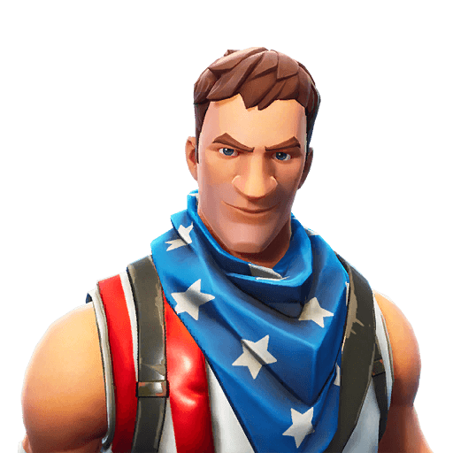 Star-Spangled Trooper Outfit icon