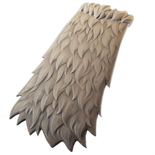 Enduring Cape Back Bling icon