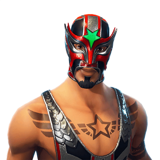 Masked Fury Outfit icon