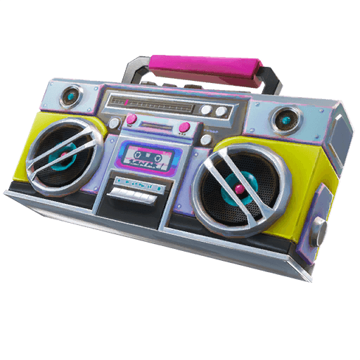 Boombox Back Bling icon
