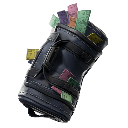 Swag Bag Back Bling icon