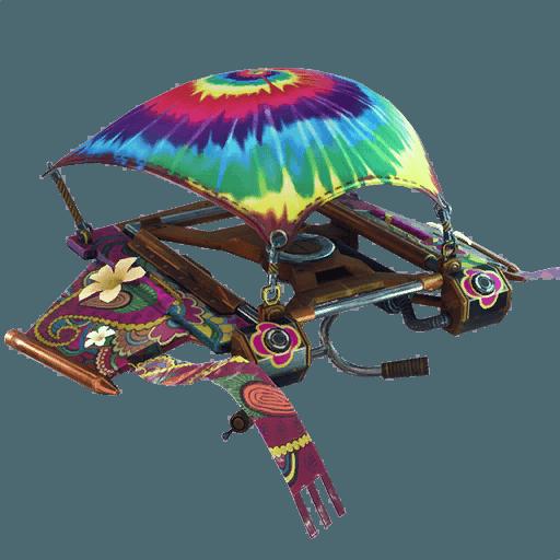 Tie-Dye Flyer Glider icon