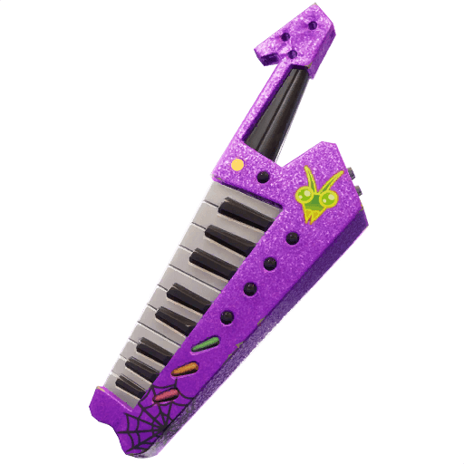 Keytar Back Bling icon