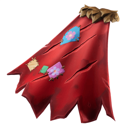 Fabled Cape Back Bling icon