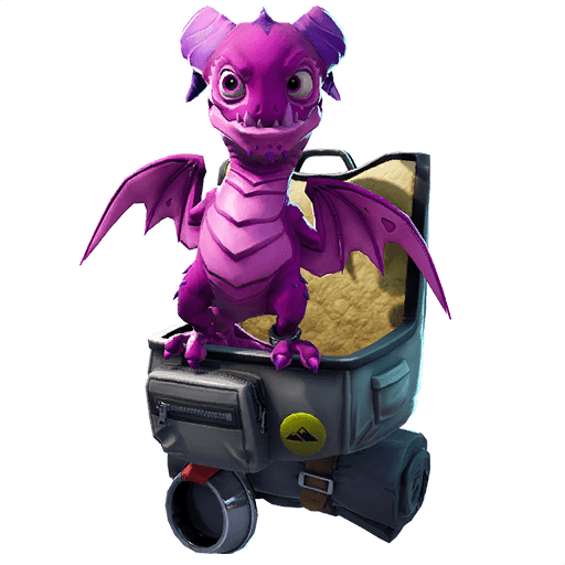 Scales (Pink) Back Bling icon