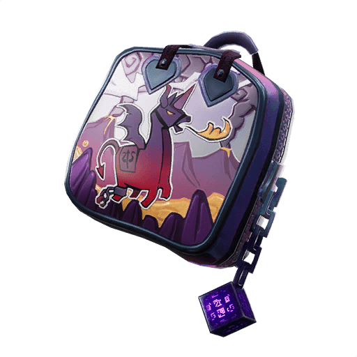 Dark Bag Back Bling icon