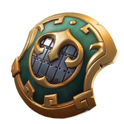 Loyal Shield Back Bling icon