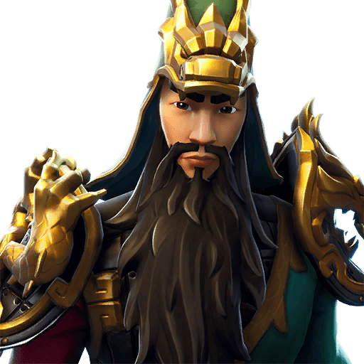 Guan Yu Outfit icon