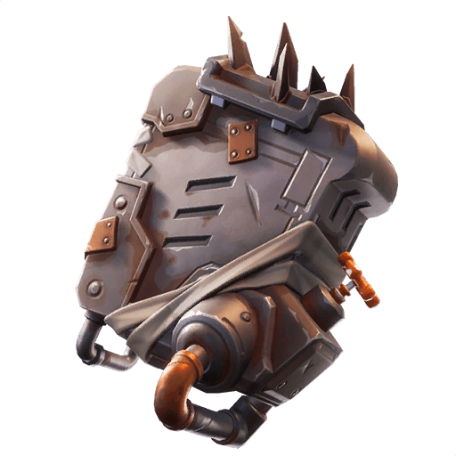 Spike Chamber Back Bling icon
