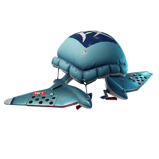 Poofy Parasail Glider icon
