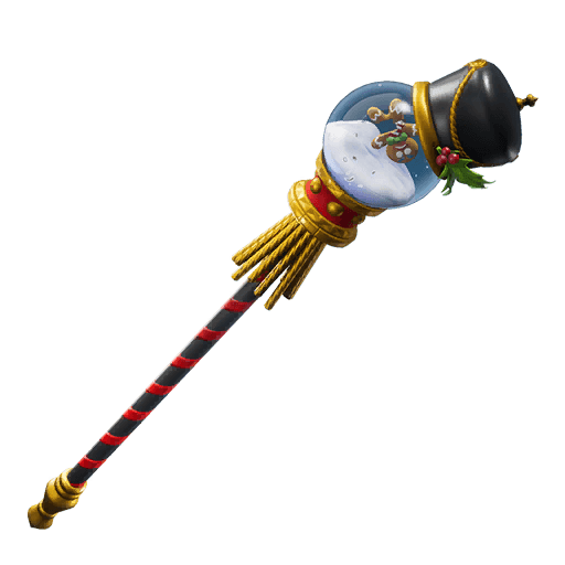 Snow Globe Pickaxe icon