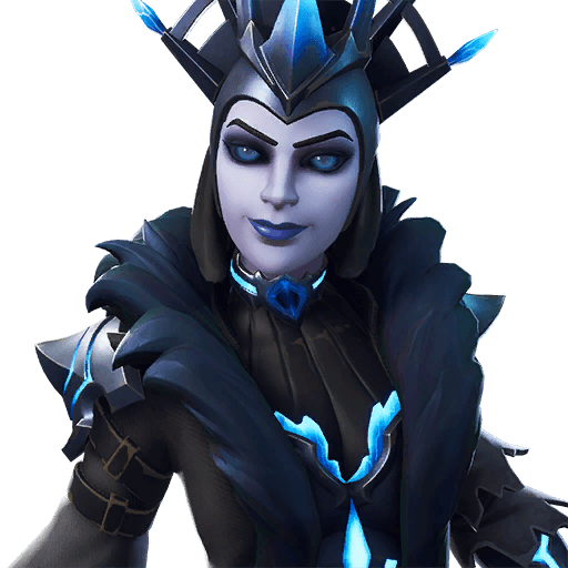 The Ice Queen Outfit icon