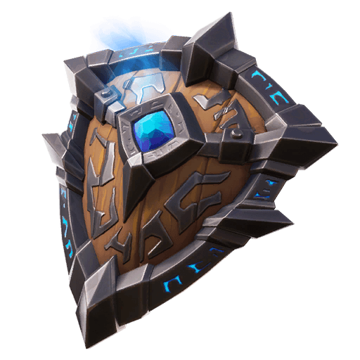 Runic Shield Back Bling icon