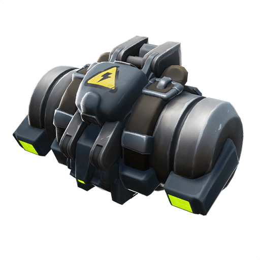 Capacitor Back Bling icon