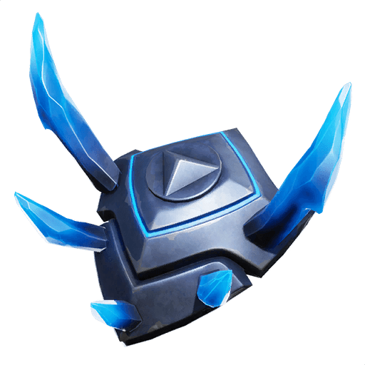 Ice Spikes Back Bling icon