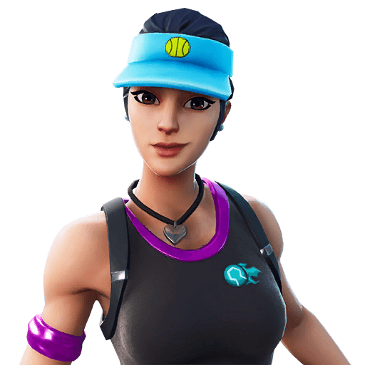 Volley Girl Outfit icon