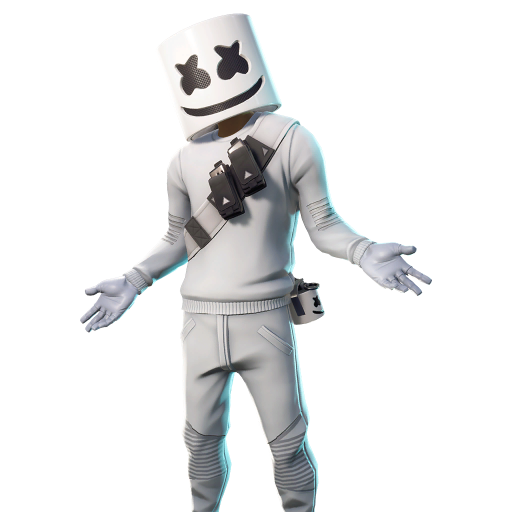 Marshmello Outfit Featured image